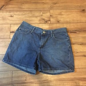 Women's size 14 Lee jean shorts NWT